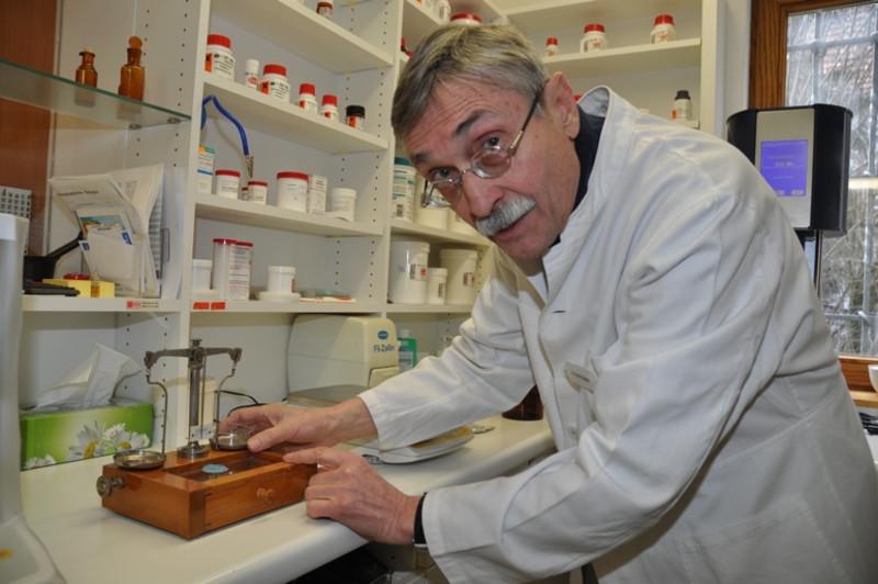 Apotheker Dr. Ulrich Seidel